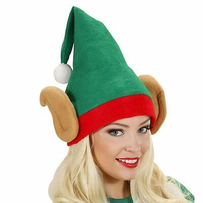 Santas Little Helper Elf s with Ears Christmas Theme Hats Caps and Headwear for