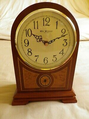 Wood Westminster Chime / Ave Maria / Bim Bam Mantel Clock. New. Special Offer