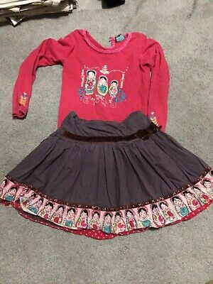 Cute Girls Outfit Age 7-8
