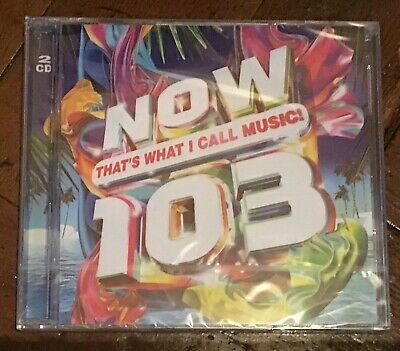 Now Thats What I Call Music 103 Cd Brand New And Sealed