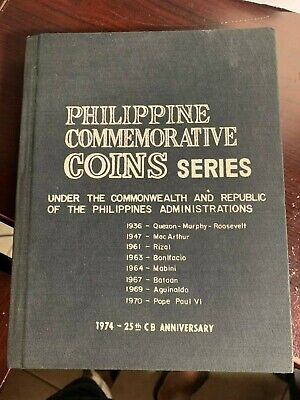 Philippines Commemorative Coins Pre-Labelled Album With Eleven (11) Coins