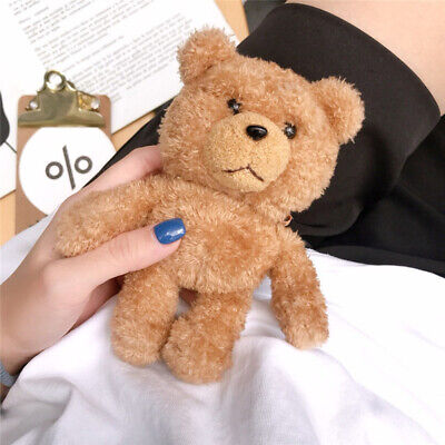 Wireless Teddy Bear Plush Earphone AirPods Case Cute Protective Cover For Apple
