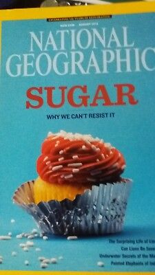 National Geographic AUgust 2013 - Sugar