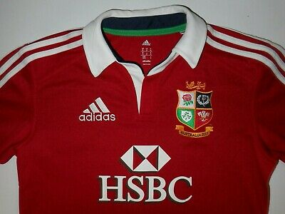British & Irish Lions Rugby Jersey Mens Med