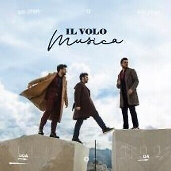 Il Volo - Musica CD Masterworks NEW
