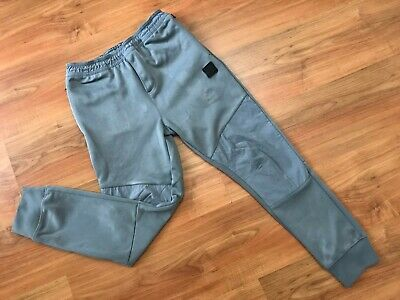 Boys GREY Skinny NIKE AIR MAX TRACKSUIT BOTTOMS (age12-13) *L@@K 99p*