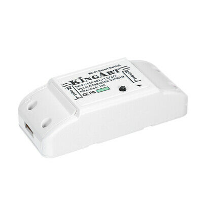 Smart Wi-Fi Switch Wireless Breaker Voice/ APP Control Compatible with F5K7