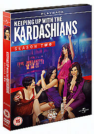 Keeping Up With The Kardashians - Series 2 - Complete  2-Disc Set NEW SEALED