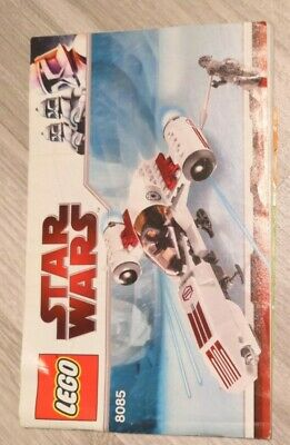 LEGO Star Wars Freeco Speeder (8085) Bauanleitung