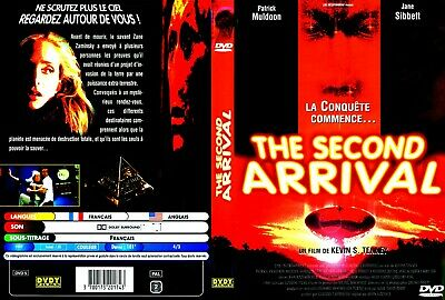 Dvd The Second Arrival  avec Patrick Muldoon (1998)