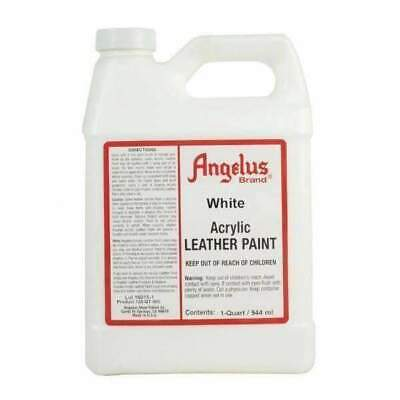Angelus Acrylic Leather paint 32oz (946ml) - all colors