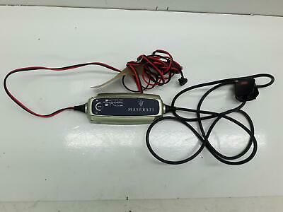 2013 MASERATI GRANCABRIO CKTEK Battery Trickle Charger Maintainer 940000274
