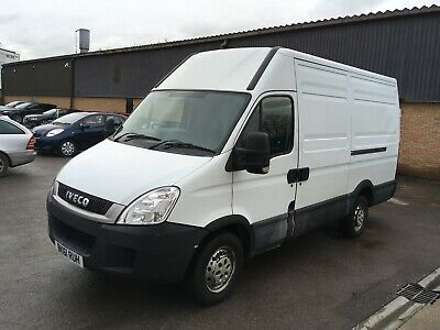 2011 Iveco Daily 35S11 MWB, 2.3,  Spares or Repair, 98,349 miles, Engine Fault