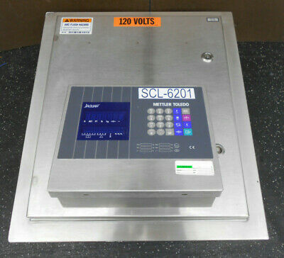 Mettler Toledo Jagxtreme Scale Head And Enclosure Box