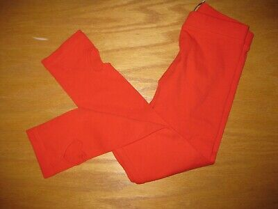 NWT Gymboree Valentines Day 2015 Size 6 Red Heart Cutout Ponte Pants