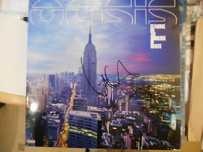 OASIS personally signed LP cover standing on the shoulder giants LIAM GALLAGHER