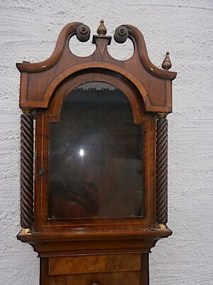 EARLY  LONGCASE CLOCK  case for a  13x18 inch dial C1830