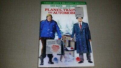 Planes Trains And Automobiles Dvd 2009 Those Arent Pillows Edition Movie Video