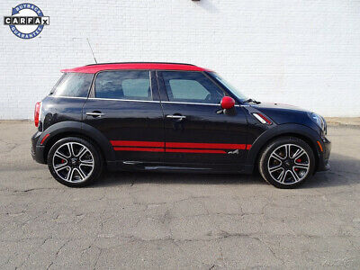 2014 Mini Countryman John Cooper Works 2014 MINI Countryman John Cooper Works SUV Used 1.6L I4 16V AWD