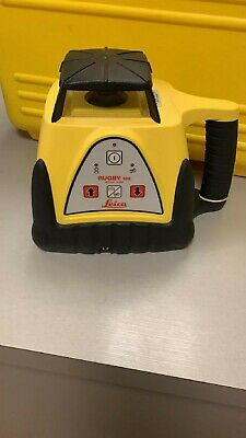 Leica Geosystems Rugby 100 Self-Leveling Construction Rotating Laser Level