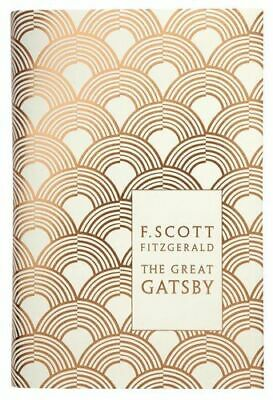 NEW The Great Gatsby By F. Scott Fitzgerald  Hardcover Free Shipping