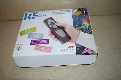 ^^ Interlink Electronics Remotepoint Rf Interactive Rf Remote Control (C1) - New