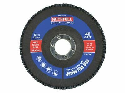 Flap Disc 127mm Coarse FAIFD127C