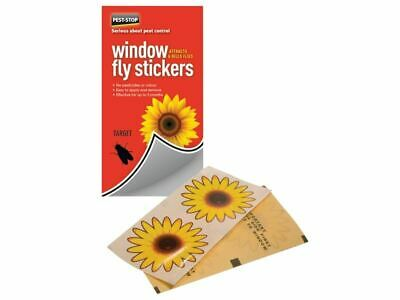 Window Fly Stickers Pack of 4 PRCPSWFS