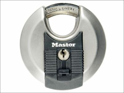 Excell� Stainless Steel Discus 70mm Padlock MLKM40