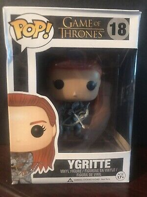 Game of Thrones Funko Pop YGRITTE #18 Vaulted/Retired *New In Box* USA Seller
