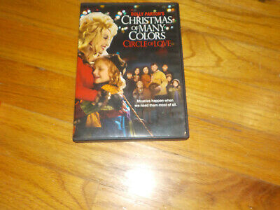 Dolly Partons Christmas of Many Colors: Circle of Love DVD JENNIFER NETTLES