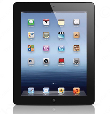 Apple iPad 3rd Gen 64GB WiFi+Cellular AT&T 9.7in-Black (CPO by Apple) NEW OTHER