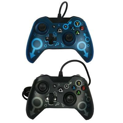 USB Wired Game Controller Gamepad Joystick for Xbox One Slim Controller NEW