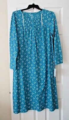 Croft and Barrow ballerina long sleeved nightgown size XL