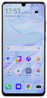 Huawei P30 Pro breathing crystal          128GB NEW