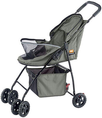 Ferplast Stroller for small dogs GLOBETROTTER Folding stroller for small-sized