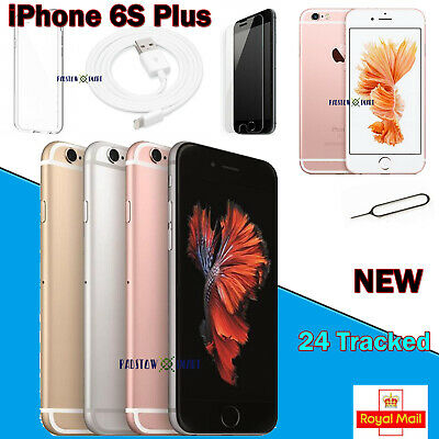 NEW Apple iPhone 6S Plus 64GB 128GB All Colours - UNLOCKED SIM FREE Smartphone