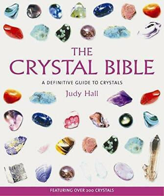 The Crystal Bible by Judy Hall 2003 {P.DF}