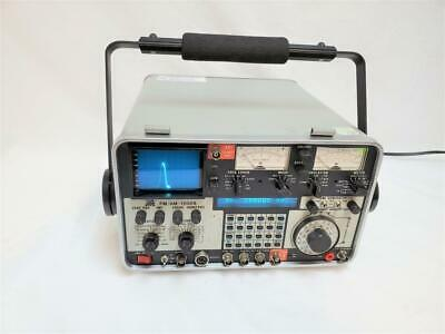 IFR FM/AM-1200S Communications Service Monitor Analyzer