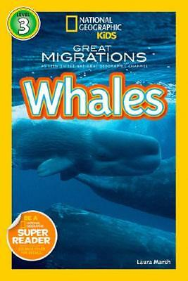 Great Migrations. Whales by Laura F Marsh