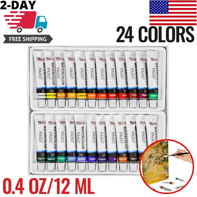 Professional Acrylic Paint Set Drawing Painting Art Kit For Kids Teens Adults