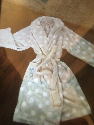 Disney Store Minnie Mouse Dressing Gown In Medium