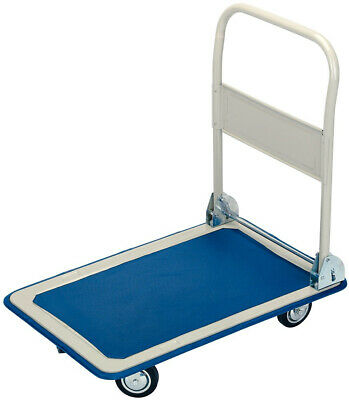 Draper 44005 Platform Trolley with Folding Handle