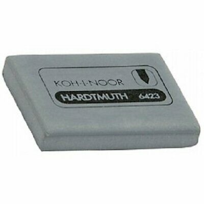 KOH-I-NOOR 6423 Extra Soft Kneadable Eraser in Blister Pack