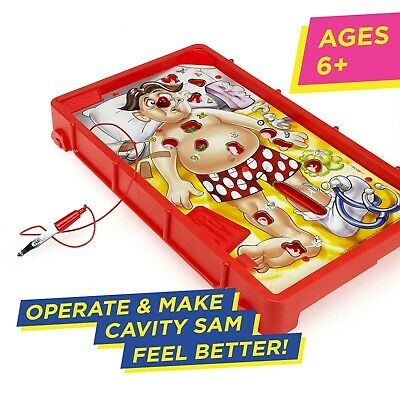 Operation Game, Ages 6 & Up