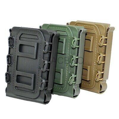 5.56 7.62 Magazine Pouch Soft Shell Scorpion Mag Carrier with MOLLE System