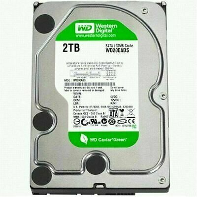 "HARD DRIVE Internal 3.5"" 1TB 2TB 3TB  SATA HDD CCTV DESKTOP PC DVR For IMAC lot"