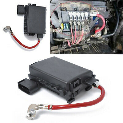 FUSE BOX BATTERY Terminal 1J0937550A For 1999-2004 VW Jetta ... Volkswagen Golf Mk Fuse Box on