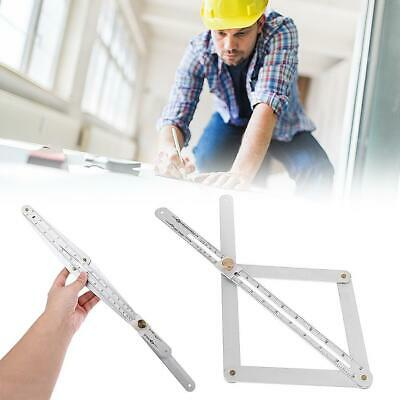 Corner Angle Finder Ceiling Artifact Tool Square Protractor Working Gadgets