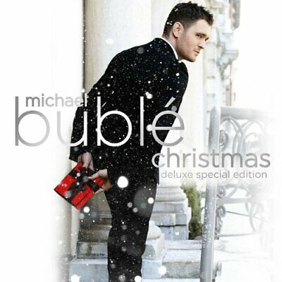 Christmas [Special Edition: Bonus Tracks], Michael Buble, Audio CD, New, FREE &